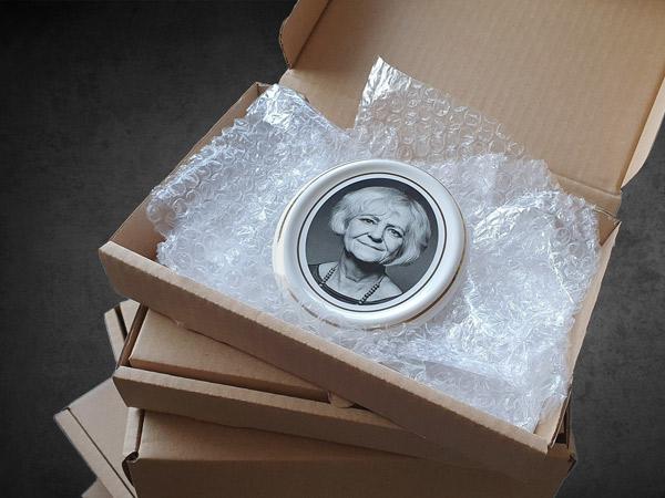 Fotokeramika - náhrobné porcelánové fotografie