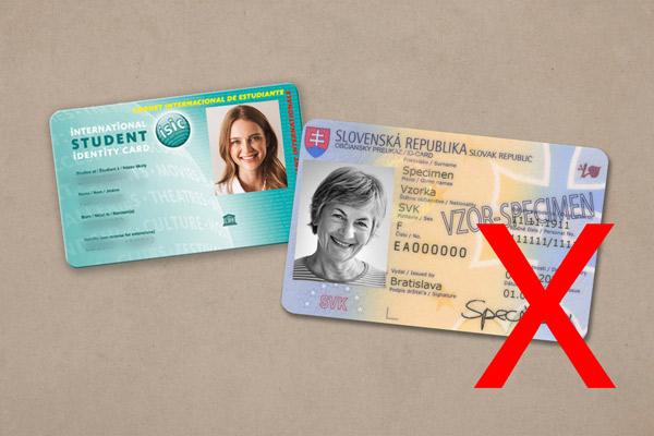 Plastové identifikačné karty